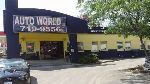 Auto World Auto Sales At 308 East North Street In Rapid City South